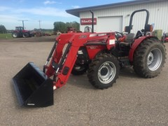 Tractor For Sale 2010 Case IH 75C , 76 HP