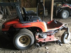 Zero Turn Mower For Sale 2007 Kubota ZG23 , 23 HP