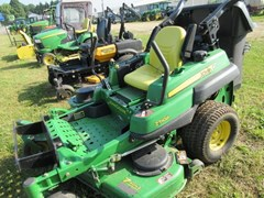 Zero Turn Mower For Sale 2011 John Deere Z710A , 23 HP