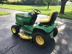 Riding Mower For Sale 2004 John Deere LX280 , 18 HP