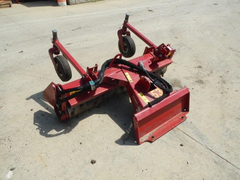 2017 Toro power box rake Attachment