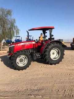 Tractor  2017 Massey Ferguson 4710