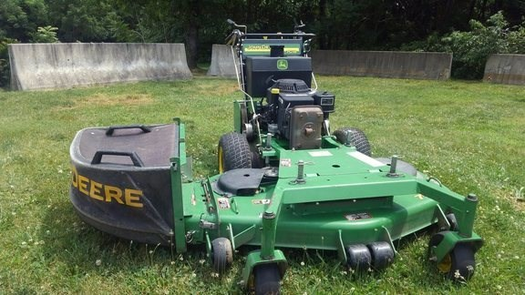 2009 John Deere 7G18 Walk-Behind Mower For Sale