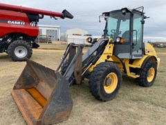 Wheel Loader For Sale 2008 New Holland W80TC