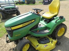 Lawn Mower For Sale 2014 John Deere X540 , 24 HP