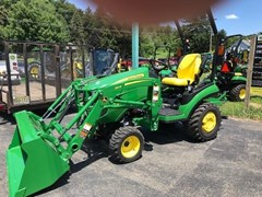 Tractor For Sale 2018 John Deere 1025R