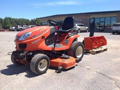 Riding Mower For Sale 2014 Kubota GR2120-54 , 21 HP