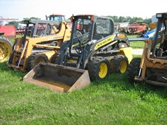 Skid Steer For Sale 2016 New Holland L220 , 67 HP