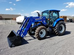 Tractor  2019 New Holland POWERSTAR 90 , 86 HP