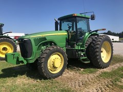 Tractor For Sale 2005 John Deere 8120 , 170 HP