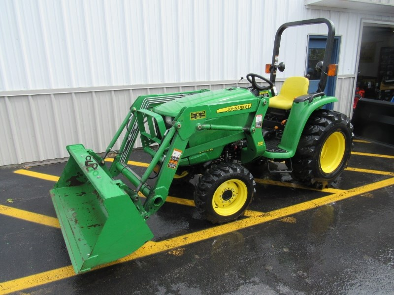 2008 John Deere 3038E Tractor For Sale