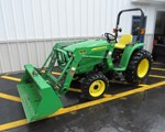 Tractor For Sale: 2008 John Deere 3038E, 38 HP
