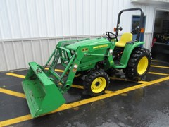 Tractor For Sale:  2008 John Deere 3038E , 38 HP