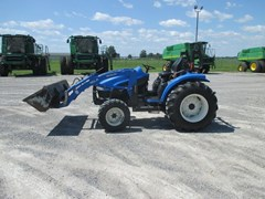 Tractor For Sale 2001 New Holland TC35DA , 35 HP