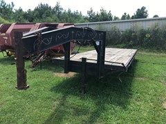 Gooseneck Semi Trailer For Sale 1995 Better Built GN2822FBH