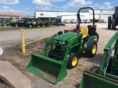 Tractor For Sale 2015 John Deere 2025R