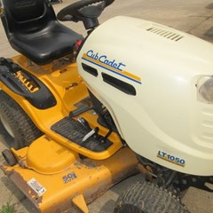 2007 Cub Cadet LT1050 Lawn Mower For Sale » LandPro Equipment