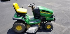 Riding Mower For Sale 2009 John Deere LA135 , 22 HP