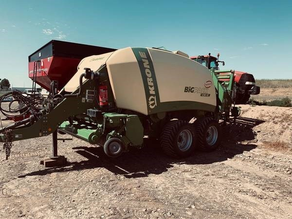 2014 Krone BP1290XC Baler-Square For Sale