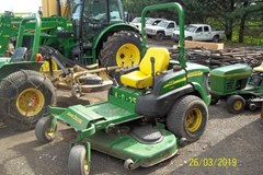 Zero Turn Mower For Sale 2010 John Deere 997 , 31 HP