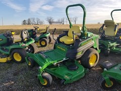 Zero Turn Mower For Sale 2017 John Deere Z997R , 38 HP