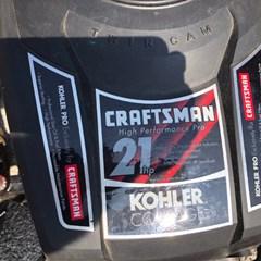 2009 Craftsman YTS4500 917 289240 Riding Mower For Sale » Wellington