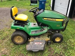Lawn Mower For Sale 2012 John Deere X324 , 22 HP