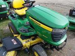 Lawn Mower For Sale 2009 John Deere X324 , 22 HP