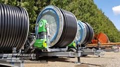 Reel Irrigator For Sale 2019 Bauer RAINSTAR E51