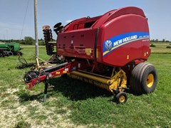 Baler-Round For Sale 2016 New Holland ROLL-BELT 560