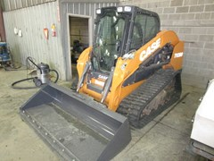 Skid Steer-Track For Sale 2017 Case TV380