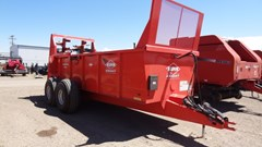 Manure Spreader-Dry/Pull Type For Sale 2014 Kuhn PS150