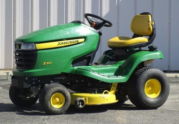 2012 John Deere X310 Riding Mower For Sale