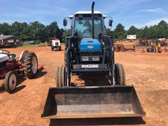 Tractor For Sale 1992 Ford 7740