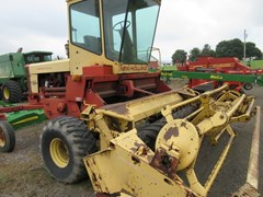 Mower Conditioner For Sale 1986 New Holland 1496
