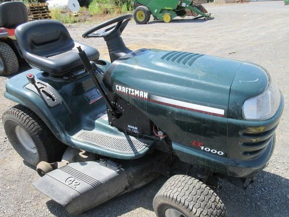 Photos of Craftsman LT1000 Lawn Mower For Sale » LandPro