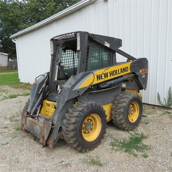 2010 New Holland L180 Skid Steer For Sale