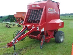 Baler-Round For Sale 2006 Gehl 2840