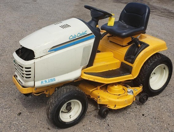 1995 Cub Cadet AGS2160 Riding Mower For Sale