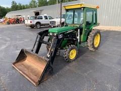Tractor For Sale:  1985 John Deere 850 , 25 HP