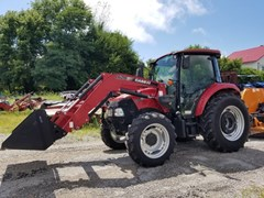 Tractor For Sale 2013 Case IH F75C MFD CAB LDR , 75 HP