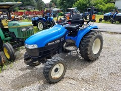 Tractor For Sale 2003 New Holland TC33D , 33 HP
