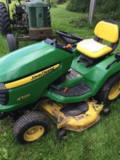 Lawn Mower For Sale 2010 John Deere X500 , 25 HP