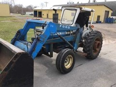 Tractor For Sale 1982 Ford 3600 , 48 HP