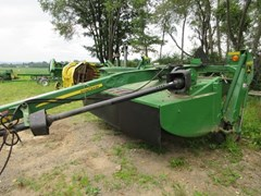 Mower Conditioner For Sale 2014 John Deere 635