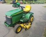 Riding Mower For Sale: 1996 John Deere 345, 20 HP