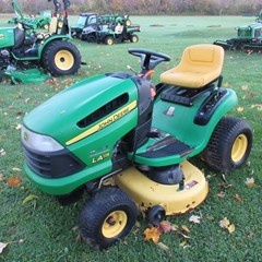 Lawn Mower For Sale 2008 John Deere LA115 , 19 HP