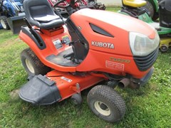 Lawn Mower For Sale 2010 Kubota T1870A , 18 HP