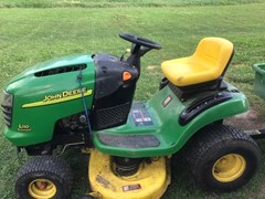 Lawn Mower For Sale 2004 John Deere L110 , 17 HP