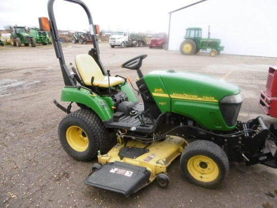2007 John Deere 2305 Tractor For Sale
